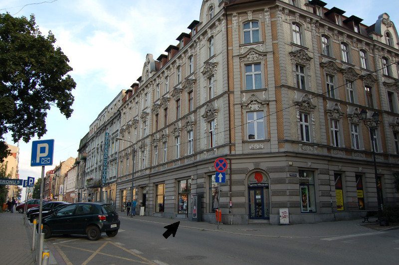 """Sklep """"Bielizna"""" - Katowice ul. Wojewódka 5"""